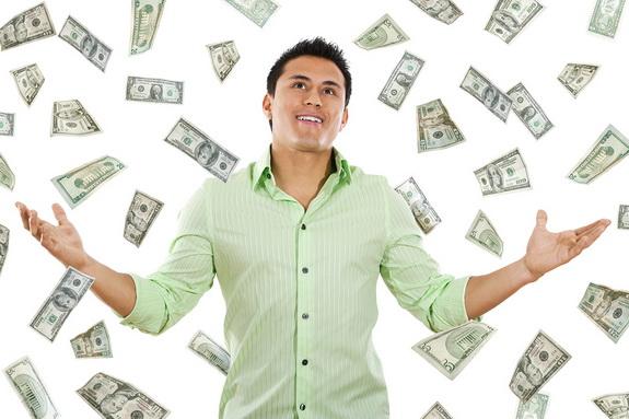 Uang Bisa Membuat Bahagia!