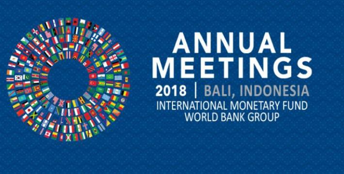 Ini Isu Yang Akan Diangkat Indonesia di Pertemuan IMF-WB 2018