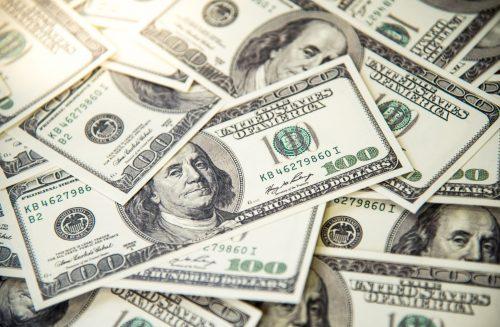 ketergantungan mata uang asing